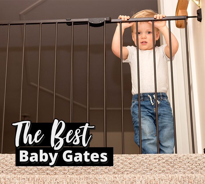 The Best Baby Gate You Need To Keep Your Child Safe