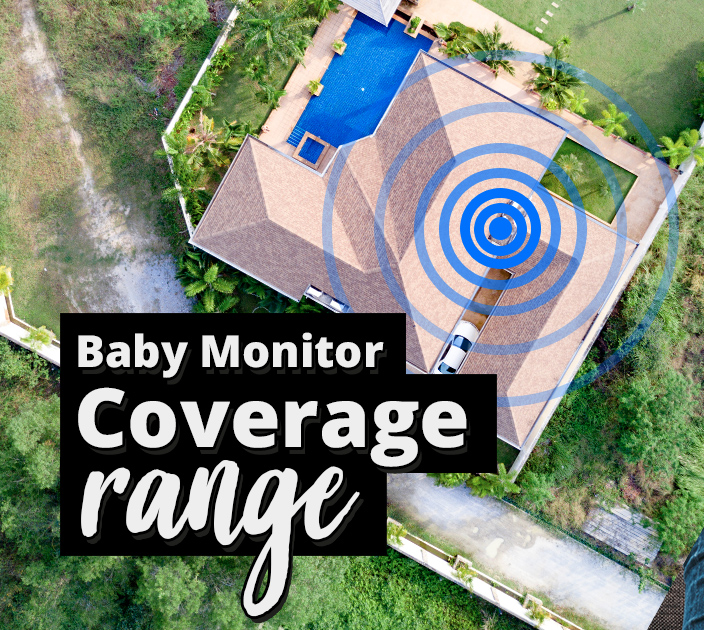 What Is The Longest Range You Can Cover With a Baby Monitor