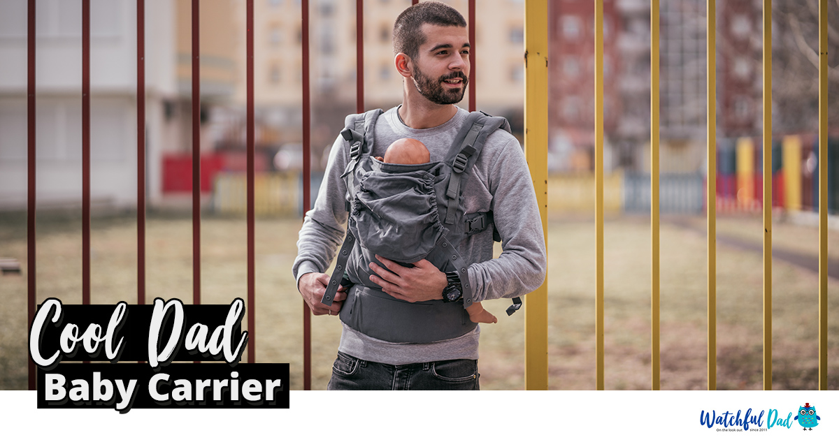 The Best Baby Carrier For Dad Without Compromise On Style